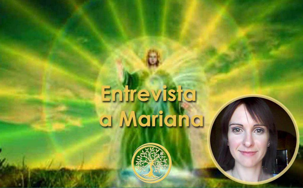 Canalizaciones.Transmitiendo mensajes y energías de los Seres de Luz. Entrevista a Mariana Obcowsky