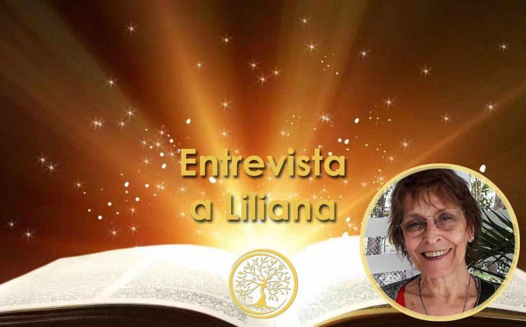 Registros Akashicos y Canal Transpersonal. Entrevista a Liliana Morro