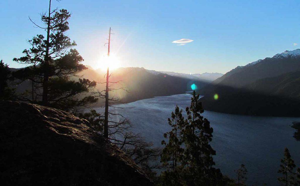 Viaje Sagrado y Retiro de Meditación en Lago Puelo - Argentina